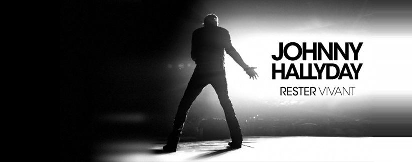 Johnny Hallyday : Rester vivant … le concert Complet en Replay