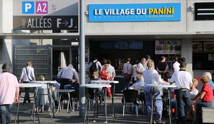 Restauration restaurants proximit du stade pierre mauroy lille - La maison du panini ...