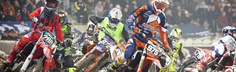 Supercross Paris-Lille - Novembre 2014